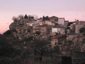 Vista del pueblo dee Fermoselle