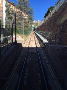 funicular Vallvidriera Barcelona