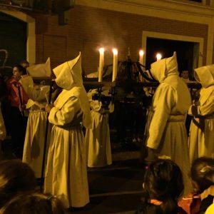 procesion del espíritu santo
