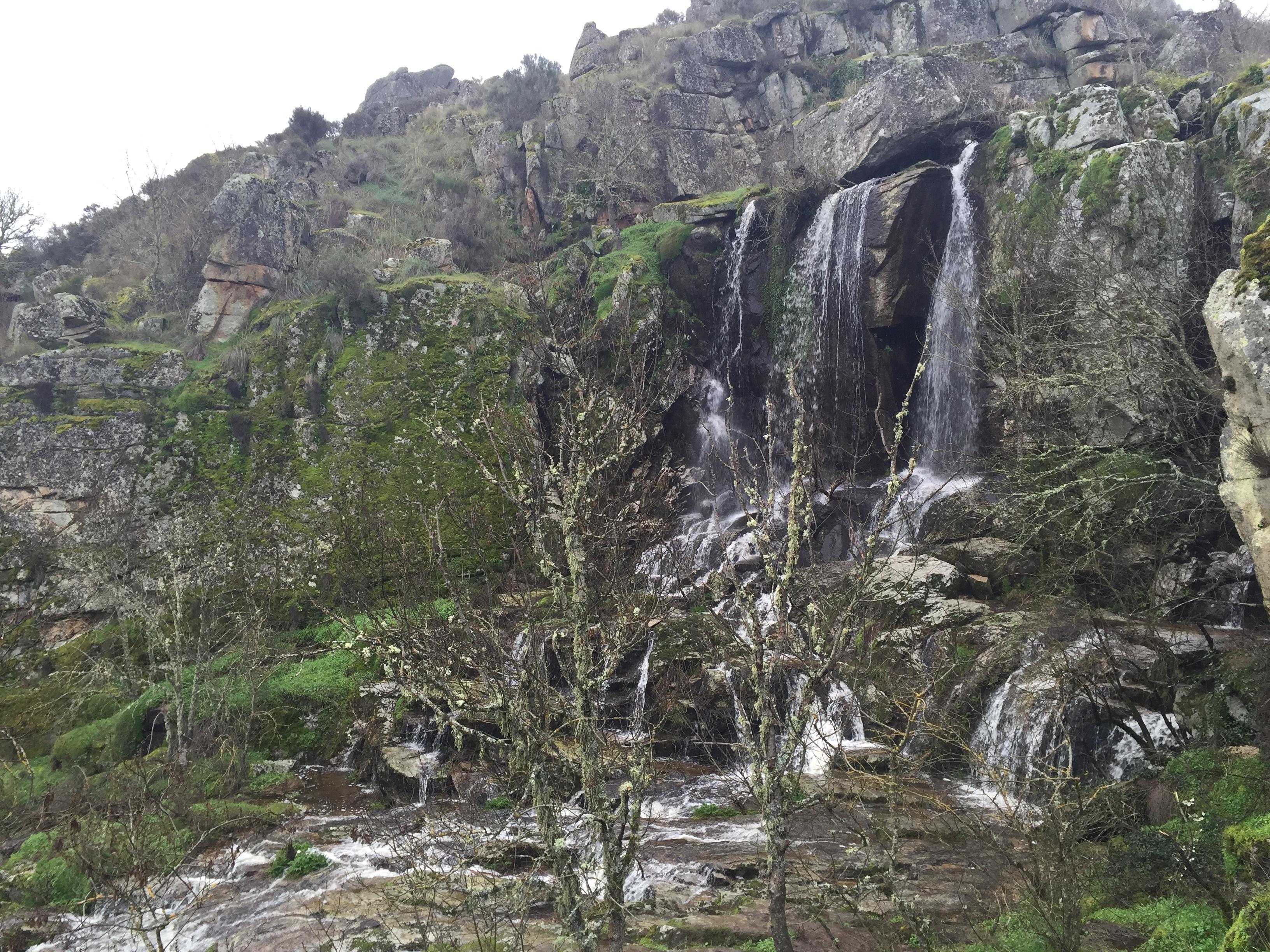 Cascadas de Abelón