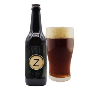 Cerveza Z Abadía 33 cl.