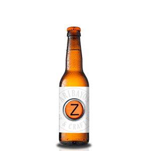 Cerveza Z Rubia 33 cl.