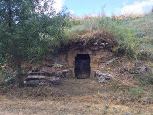 Bodega antigua subterránea