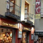 Exterior del Restaurante La Somoza León