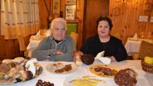 Gloria y Elias del Restaurante El Empalme