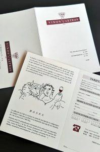 Club de vinos y letras