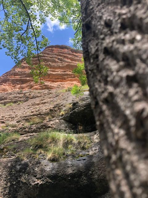 sendero del agua cañón del colorado