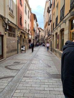 calle laurel en Logroño